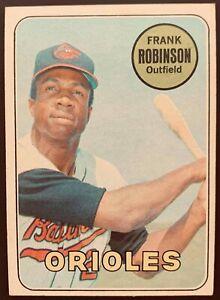 1969 Topps Frank Robinson #250 Baltimore Orioles *EX-EXMT Condition