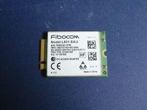 Lenovo ThinkPad Fibocom L831-EAU 4G LTE WWAN CARD FRU PN: 01AX753 REF X270