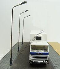 Spur H0 LED Peitschenleuchte Laterne Straßenlaterne Stadtlaterne NEU C1406