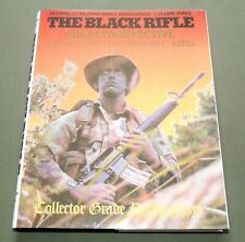 """Black Rifle"" Us Army Usaf Vietnam Colt Armalite ""Sweet Sixteen"" Reference Book"