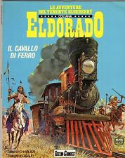fumetto COLLANA ELDORADO BLUEBERRY TOTEM COMICS NUMERO 7