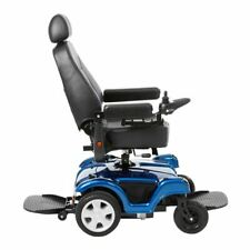 Merits P312 Dualer Power Wheelchair