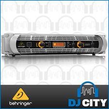 Behringer INUKE NU3000DSP PA Amplifier 3000W - DJ City Australia