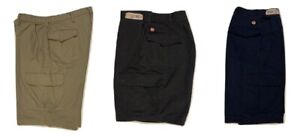 Used Cargo Work Shorts - Red Kap, Dickies, Reed, Cintas Brand Etc.