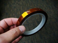 New listing 5 Rolls Polyimide (Kapton) Tape 1/2 in X 36yds by Saint Gobain - New and Unused