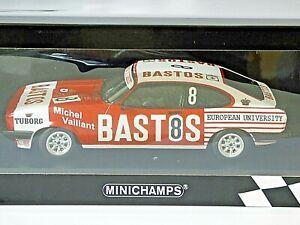 Minichamps Ford Capri 3.0S Serge Power Bastos Racing 24H SPA 1980 Car No.8