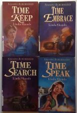 Linda Shands Complete SEASONS REMEMBERED series (1-4) pb lot A TIME TO KEEP +