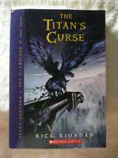 The Titans Curse (Percy Jackson by Rick Riordan