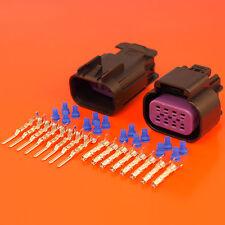 Genuine Delphi GT150 Series 8 Way Male & Female Connector Kit