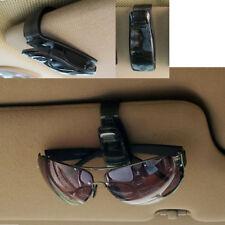Fit Sun Visor Portable Car Sunglasses/Eye Glasses/Ticket/Card/Pen Holder Clip