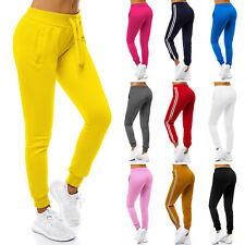 Trainingshose Sport Jogging Fitness Jogger Freizeit Hose OZONEE Damen MIX 7M7