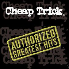 CHEAP TRICK - Authorized Greatest Hits - CD