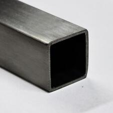 Stahl Quadratrohr Rohr Stahl Quadrat Vierkantrohr 60x60x3mm, 1meter