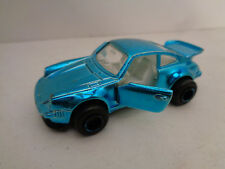 PORSCHE TURBO Metallico Ditta Majorette scala 1/57 Made in France