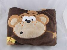 """Koala Baby Monkey Around Blanket 30"""" x 40"""""""
