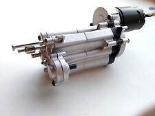 Tamiya Bruiser/ HG P407 1/0 Crawler  3-Speed Transmission Gear Box Assembly Alu