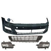 Kit Pare-Chocs+Brouillard+Accessoire VW Golf 7 5G Année Fab. 12- >> pour