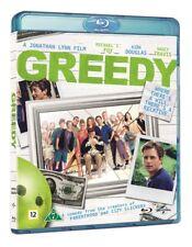 Greedy Blu Ray