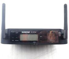 Shure GLXD4 Wireless Receiver for GLXD Wireless Systems