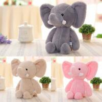 Plush Elephant Baby Kid's Cute Animal Soft Toy Mini Stuffed Animals Doll Gift#