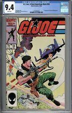 G.I. Joe, A Real American Hero #54 CGC 9.4 NM 1st App General Hollingsworth