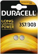 357/303 1.55V Silver Oxide Battery, 2 Pack