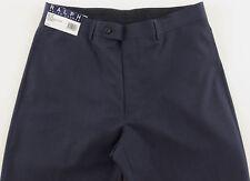 Men's RALPH LAUREN Navy Blue Dress Pants 40x30 40 30 NWT NEW Washable Modern Fit