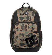 Zaino Medio DC Shoes The Locker Duck Camo 23L Scomparto PC Backpack 47x32x15