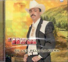El As De La Sierra Se Les Pelo La Fiera CD New Sealed
