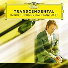Transcendental: Daniil Trifonov Plays Franz Liszt - 2 DISC SET - (2016, CD NEUF)