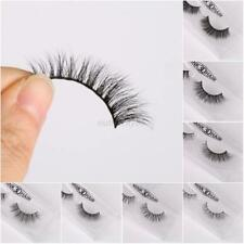 3D Mink Makeup False Eyelashes Long Curling Thick Natural Eye Lashes Extension