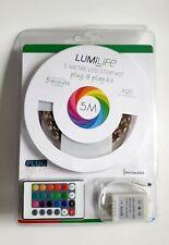 RGB LED STRIP LIGHTING KIT 5 M