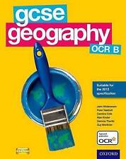 GCSE Geography OCR B Student Book by Alan Kinder, Peter Naldrett, John...