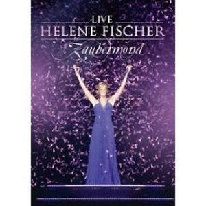 "HELENE FISCHER ""ZAUBERMOND LIVE"" BLU RAY NEW+"