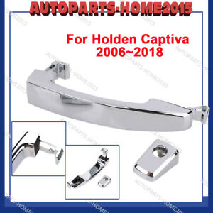 For Holden Captiva 2006-2018 Chrome Car Outer Door Handle Right Front RH RHS