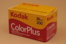 Kodak ColorPlus ISO200 Film 36Exp 35mm Color Print Negative Dated 2019/09