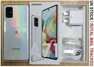 Samsung Galaxy A71 Smartphone 128GB RAM Dual Sim Unlocked - Grade A