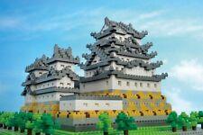 Kawada nanoblock Himeji Castle 1/340 Deluxe Edition NB-006 From Japan NEW F/S