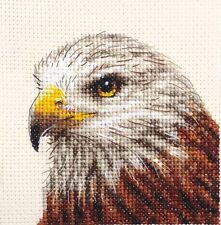 RED KITE ~ Bird of Prey ~ Full counted cross stitch kit with all materials