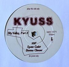 "KYUSS Sky Valley, Part 2 PROMO 12"" (1994) *QUEENS OF THE STONE AGE* QOTSA"