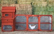 Orpington Lodge Chicken Coop 6+ Chickens!