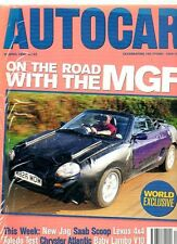 AUTOCAR - 19 April 1995 - Road Test: Seat Toledo 2.0 GT 16v