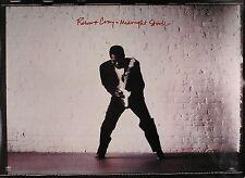 Robert Cray 1990 Midnight Stroll Original Promo Poster