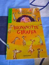 Buonanotte giraffa David Grossman Junior -8