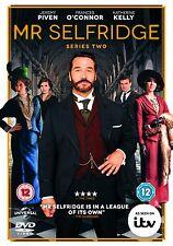 Mr Selfridge Series Season Series 2 DVD R4/Aus Downton Abbey fan New & Sealed
