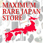 MAXIMUM RARE JAPAN STORE