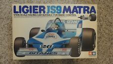 Tamiya 1:10 Ligier JS9 Matra F1 Kit R/C Suitable Never Built Sealed Parts
