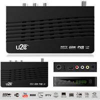 USB2.0 DVB T2 Sintonizador de TV Receptor Wifi HD 1080P Digital Smart TV Box