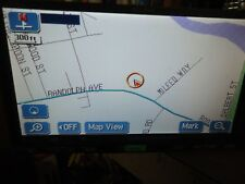 ECLIPSE AVN6610 AM FM RADIO GPS NAVIGATION SYSTEM CAR STEREO WMA MP3 OBG054