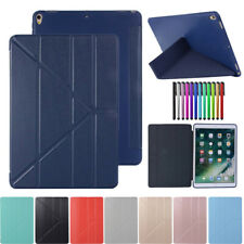 Smart Stand Leather Magnetic Case Cover For iPad Air 2 Pro 9.7 2018/2017 Mini